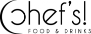 Chef's! Food & Drinks IJmuiden logo