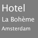 Hotel la Bohème