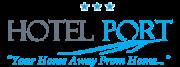 Hotel port logo