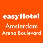 easyHotel Amsterdam Arena Boulevard logo