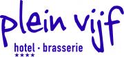 Boetiek hotel brasserie Plein Vijf logo