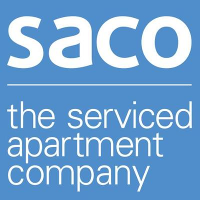 SACO, The Serviced Apartment Company logo