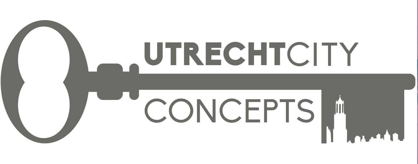 utrecht city concepts logo
